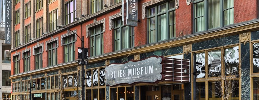 National Blues Museum History