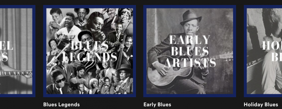 National Blues Museum Spotify Playlists