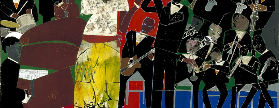 Romare Bearden, Empress of the Blues